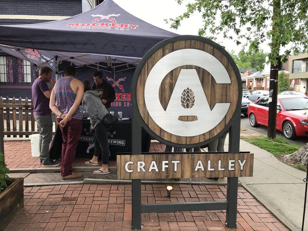 Photos courtesy of Craft Alley