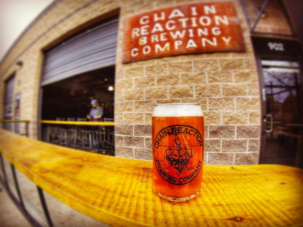 Chain Reaction Brewing Co.