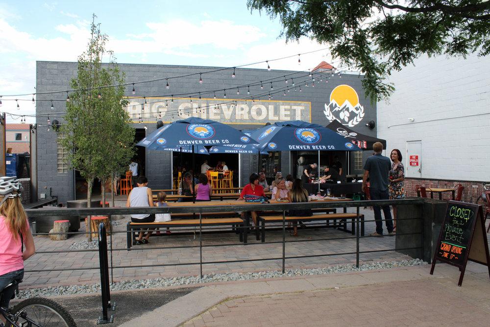 Denver Beer Co. - Olde Town Arvada Taproom