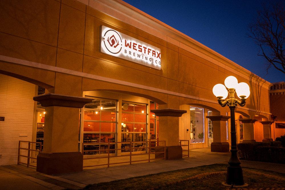 WestFax Brewing Co.