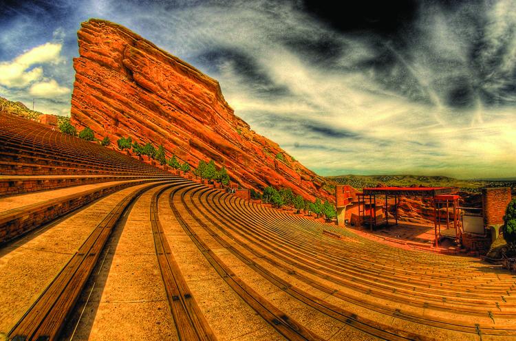 Photo: Courtesy of Red Rocks