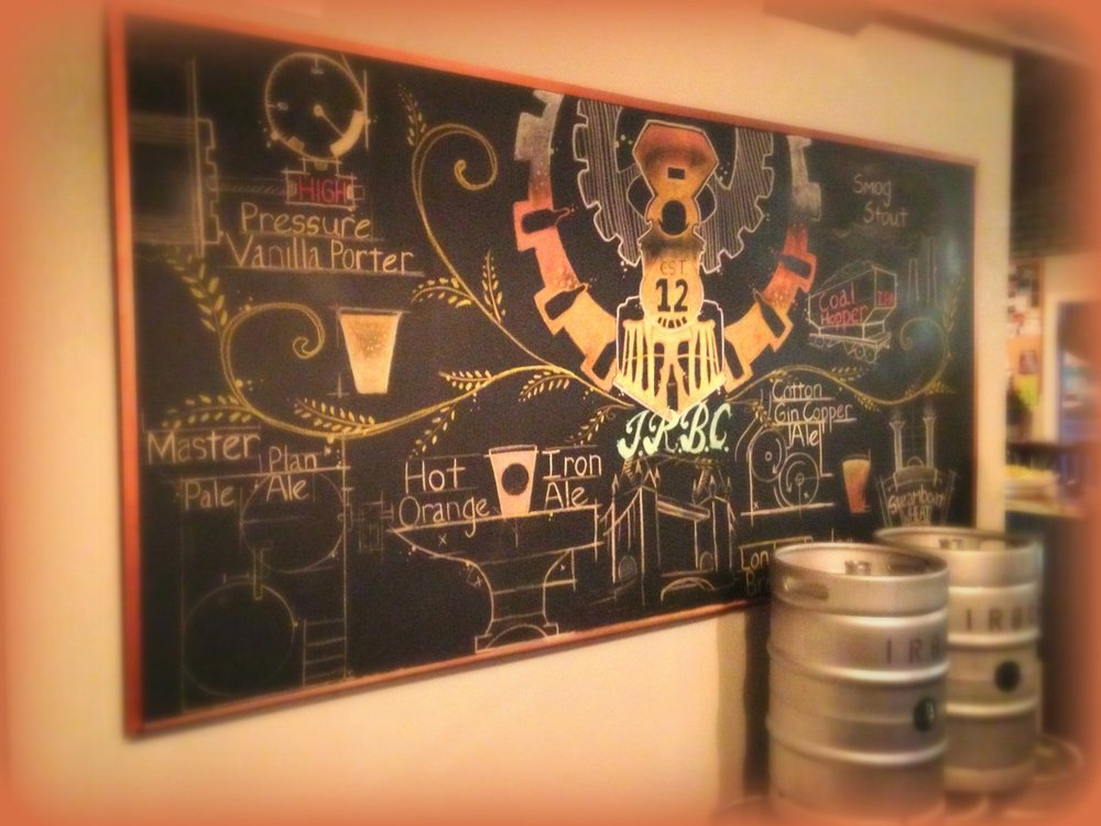 Industrial Revolution Brewing Co.
