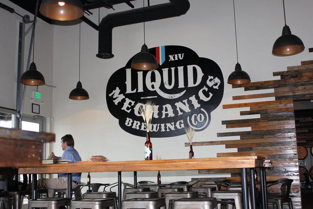 Liquid Mechanics Brewing Co.