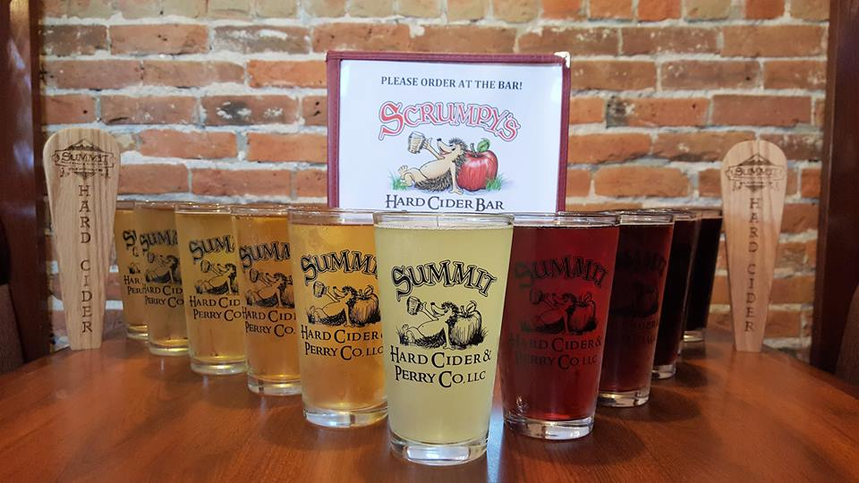Photo courtesy Scrumpy's Hard Cider