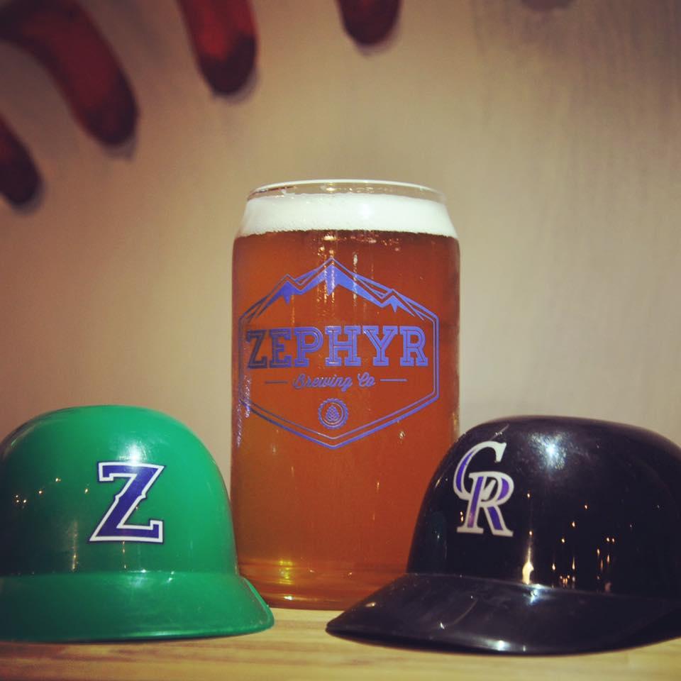 Photo courtesy Zephyr Brewing Co