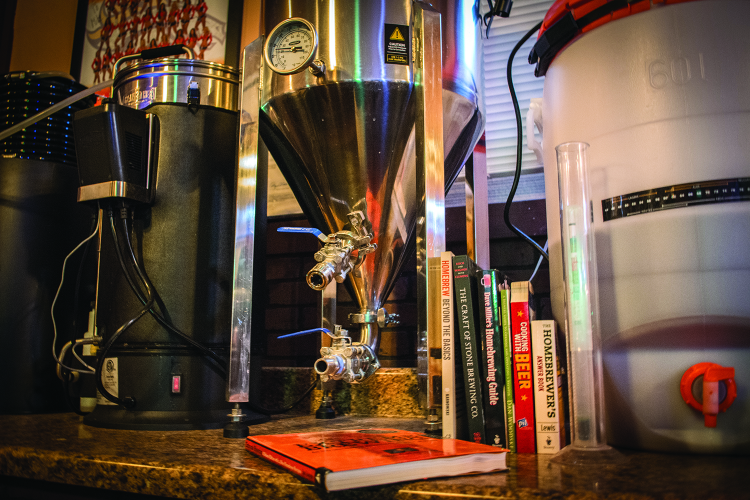 State of Homebrewing - Colorado pushes the envelope on