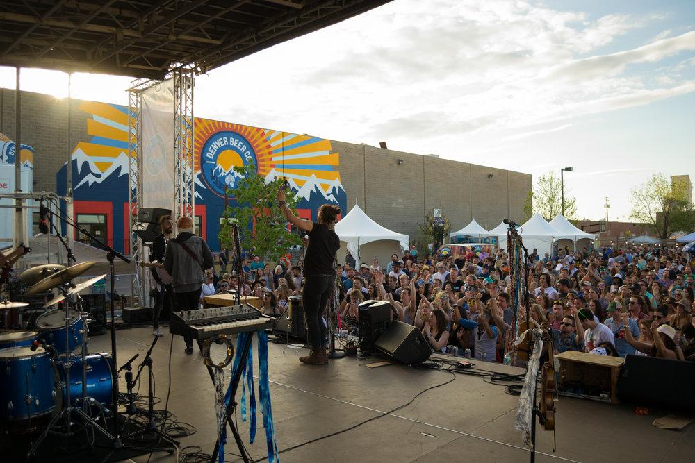 Photo courtesy Denver Beer Co.