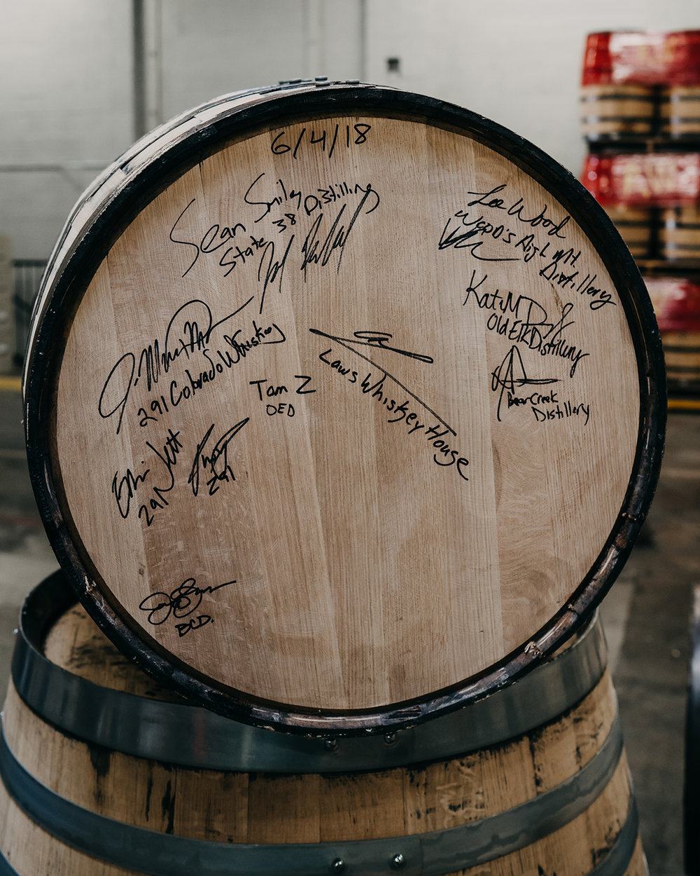 Photo courtesy Colorado Whiskey Collaboration Project