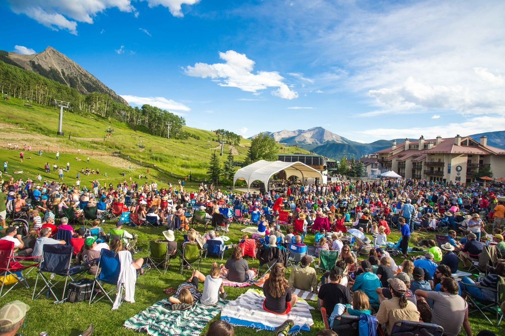 Photo courtesy Crested Butte Mountain Resort