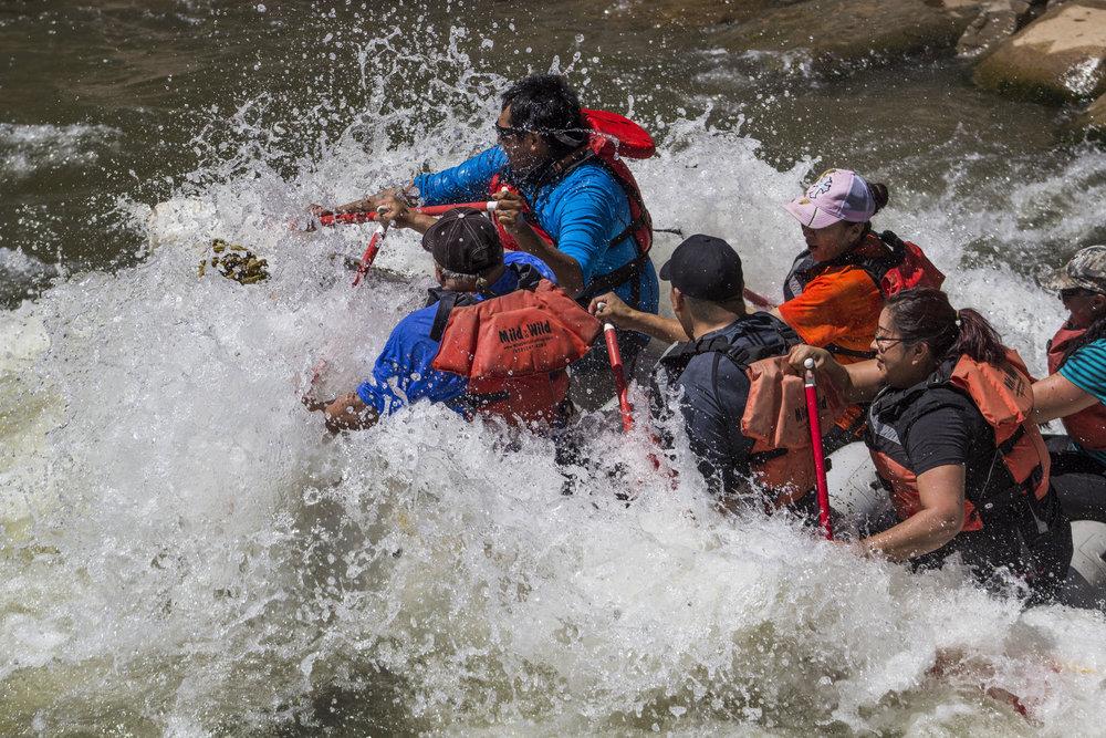 Photo courtesy Mild to Wild Rafting