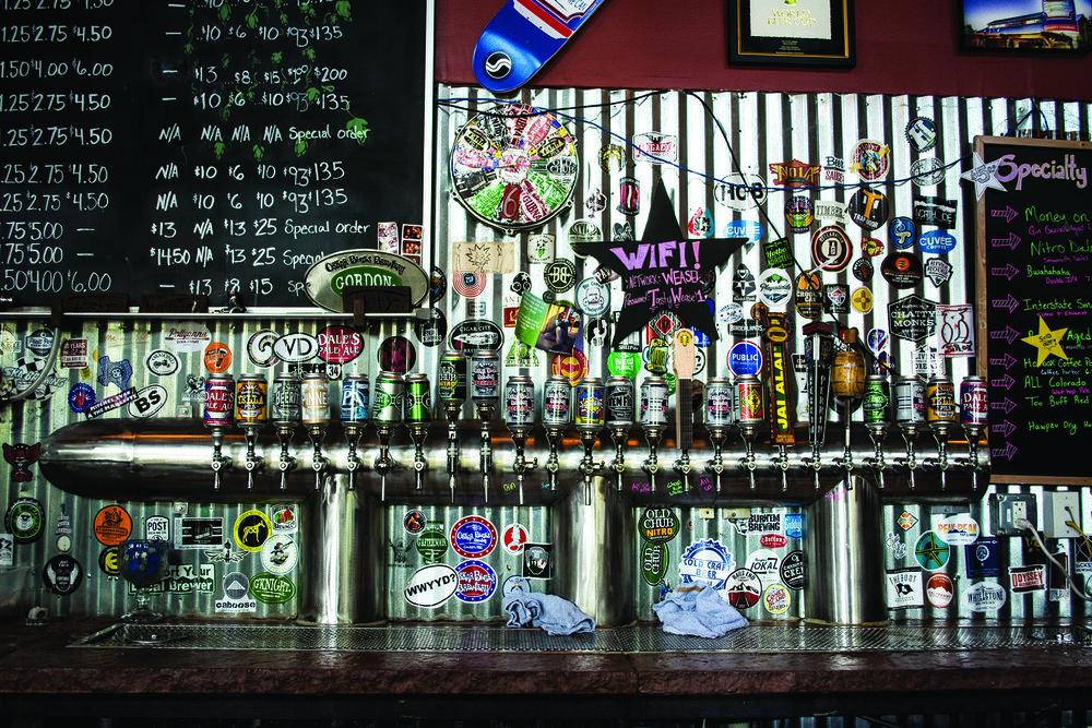 Oskar Blues Brewery,  Longmont   Photo: Neill Pieper
