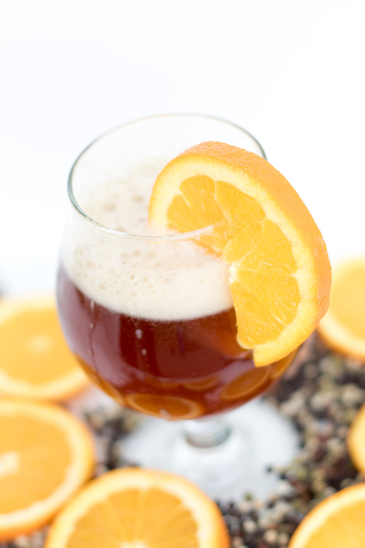 Orange Peppercorn Saison Brewery: Maxline Brewing Location: Fort Collins IBU: 30 ABV: 6.5 Percent