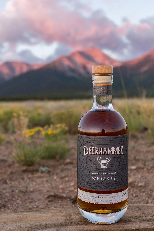Photo: courtesy Deerhammer Distillery