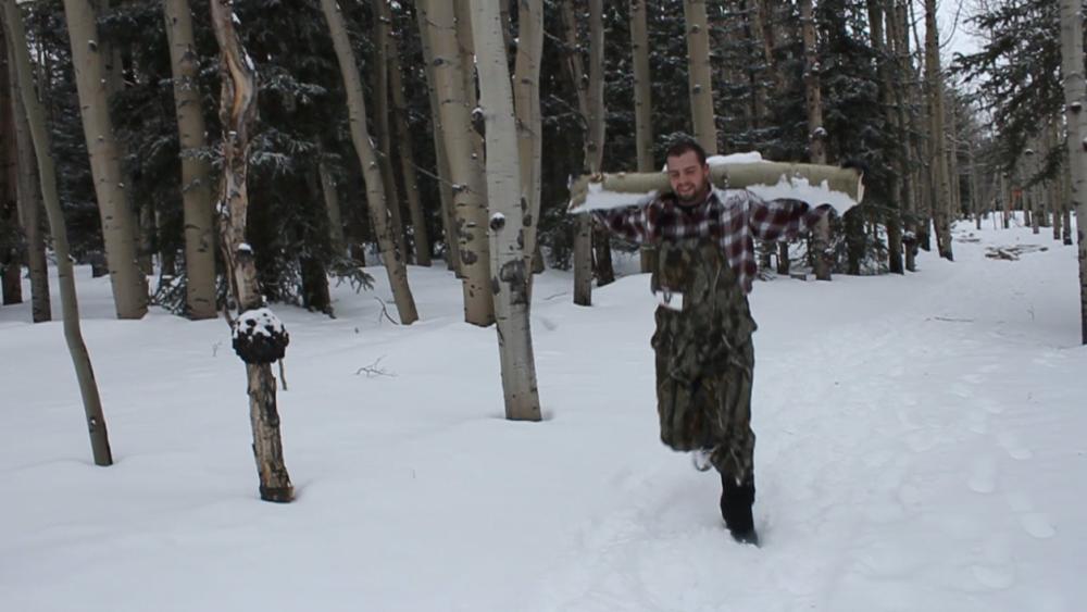 Photo: courtesy of Abominable Winer Adventure Run
