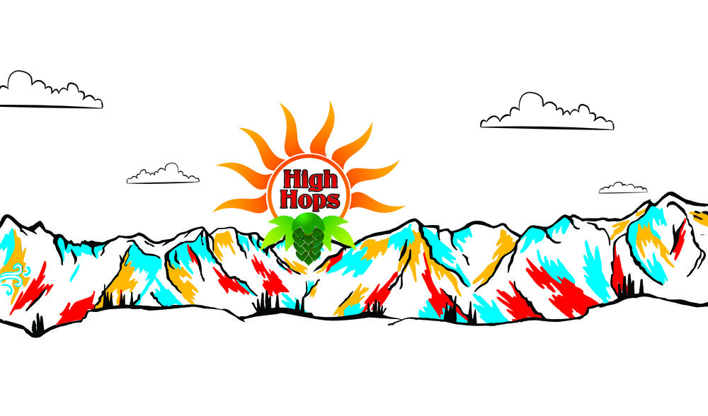 Artwork: courtesy High Hops Brewery