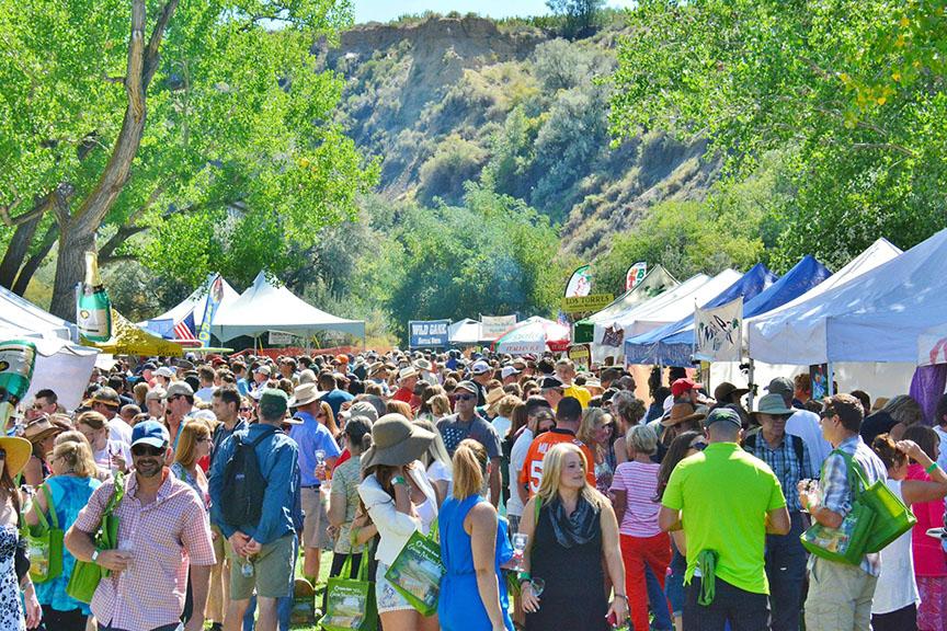 Photos courtesy Colorado Mountain Winefest
