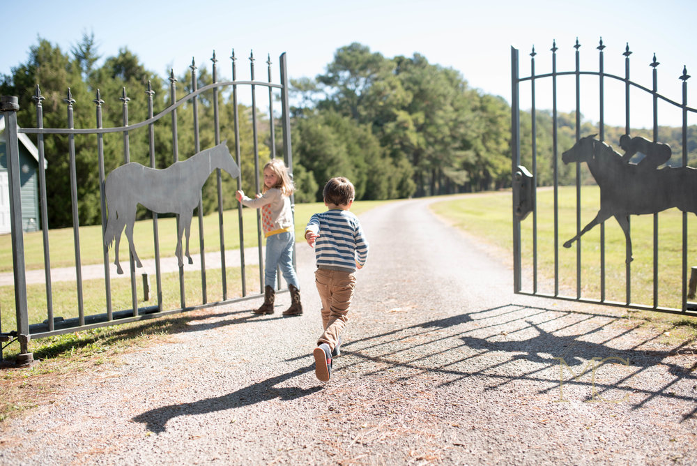 image from nashville pontotoc farm family lifestyle fall photo session