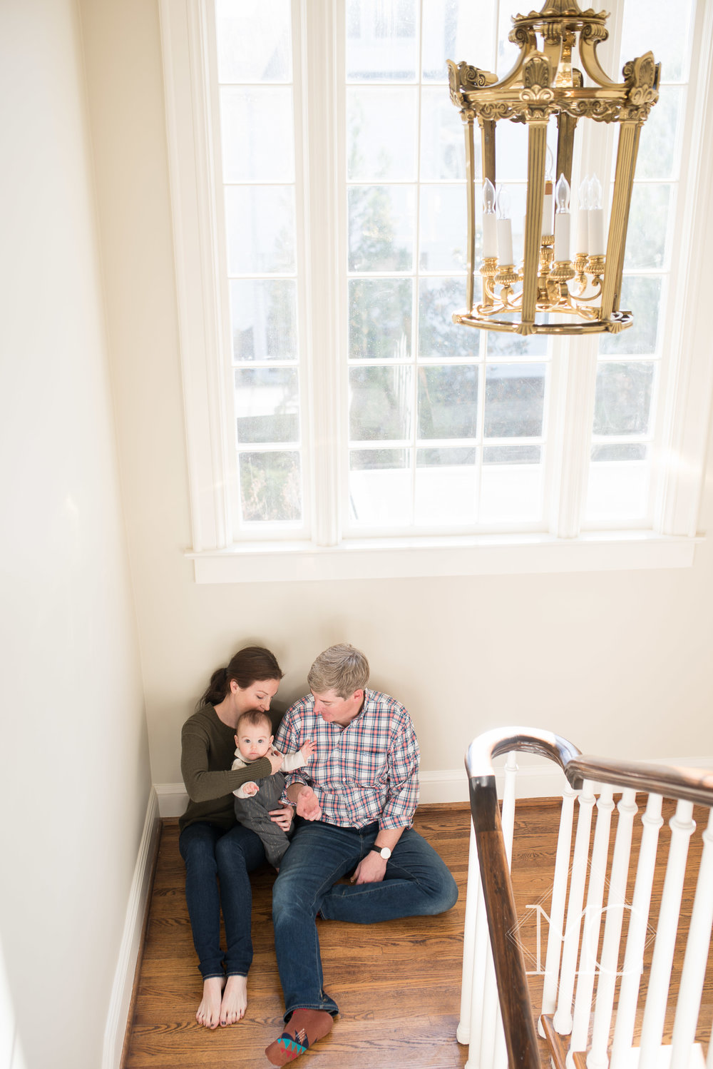 image from a nashville family lifestyle photo session in 12 south