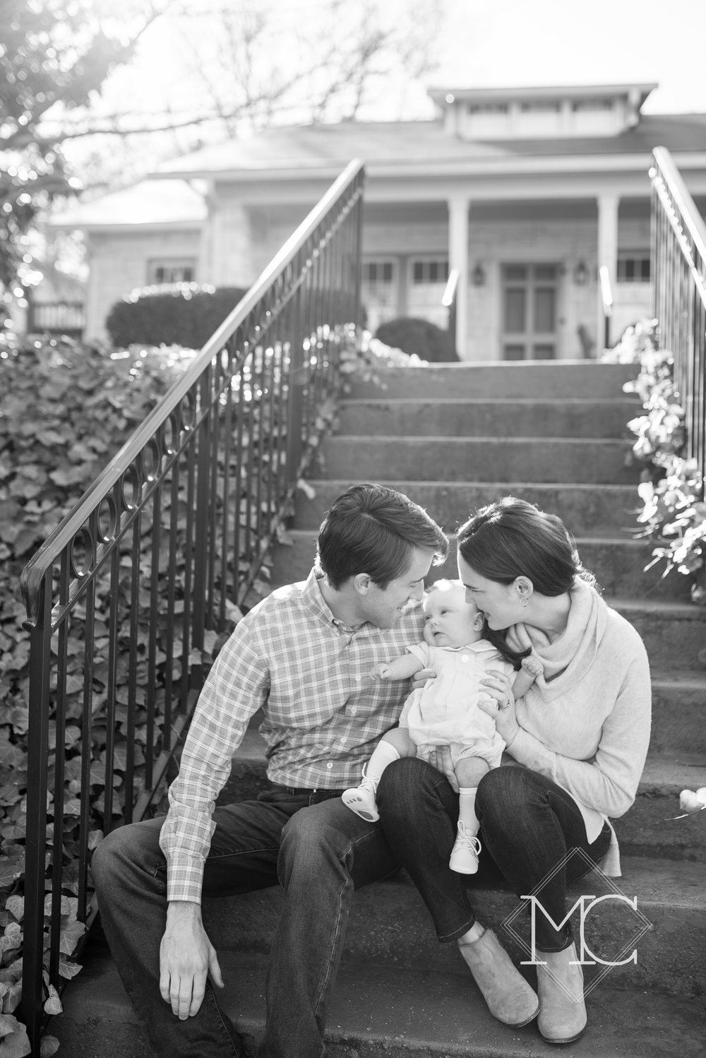 image from family lifestyle photo shoot at home in nashville, tennessee