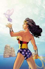 SENSATION COMICS FT. WONDER WOMAN #11