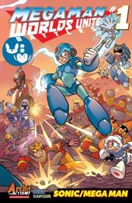 MEGAMAN WORLDS UNITE BATTLES #1