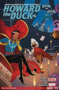 Howard the Duck #4