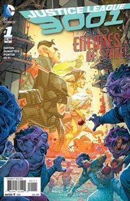 Justice League 3001 #1