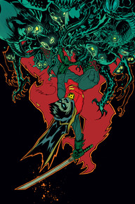 Robin Son of Batman #2 Robin's speech at the end of the first issue has me completely sold on this series. It's great to see Damian get his own series after Batman & Robin ended. This book is all about a young boy deciding to face his past to prove that he is better than what he was made to do, and it's awesome.