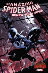 Amazing Spider-Man: Renew Your Vows #3  I really enjoyed Spider-Man: Reign; a world where heroes are outlawed and the villains are the law and Peter Parker can't hide being Spider-Man any longer.  This story is very similar, but it puts Peter in the role of a father and husband.  Being Spider-Man will help people, but put his family at risk.