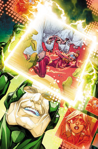 Justice League 3001 #4 This Justice League book is a breath of fresh air from all the seriousness of the other Justice League titles out there now. The creative team doesn't take themselves of the characters too seriously. This book has plenty of good jokes while still driving plot and character development.