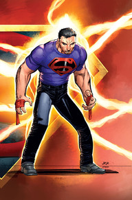 Superman #44  So Superman's identity has been outed to the entire world (I guess the glasses could only work for so long)! I'm really digging how all the Superman titles are building up and intertwining together. This book is a must read for Superman fans.