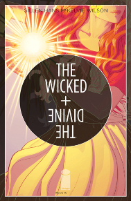 The Wicked and The Divine  I've been reading this book since the beginning. I've always loved stories with strange mythos (what comic reader hasn't). I love that this book has taken off and has such a great cult following, which has also lead to the development of a television series!