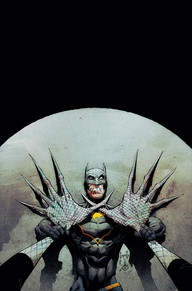 Batman #47 I know that I always picks Batman, but I can't help it! This new villain is so wicked. It's been seven issues and we've still been left in the dark about who he is and what his agenda is. When Mr. Bloom showed himself to Gotham, he made sure we knew how wicked and powerful he is.