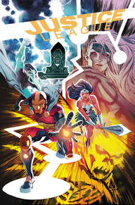 Justice League #46  Finally! I've been waiting for DC to get past all of the one-shots so we could get back on track with the main story. What will become of Darkseid?!