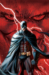 """Batman Europa #2  Really the thing that gets me with this book is Jim Lee's art finished in watercolor. It's incredibly beautiful and adds an awesome atmosphere to the book. I'm also excited that the book seems to be """"non-New 52"""" along with some other Batman books that have recently released."""