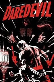 Daredevil #2 I was completely on board this new Daredevil series after reading the first issue. The story is cool, Ron Garney's art is completely top notch. I think it's a really interesting idea to give Daredevil a sort of sidekick and I'm looking forward to seeing where that's going.