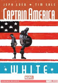 Captain America White #5 Jeff Loeb has done such a great job showing a relationship between hero and sidekick beyond just being a hero and sidekick.  This book has a real tender feeling that seems earnest through the thoughts of Cap.