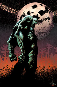 Swamp Thing #1 Swamp Thing is back! And what better creative team to do so than Len Wein and Kelley Jones? As if Jones' art wasn't enough to interest you, Wein crafts a really fun and well articulated story. This issue has a very House of Mystery feel; I always thought those old House of Mystery comics from the 70's were a lot of fun. We get to see the internal turmoil that Swamp Thing constantly goes through, as well as appearances from several other cool characters. I highly suggest this book.