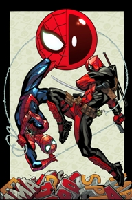 Spider-Man/Deadpool #1 This book is as silly as you'd expect. Only Deadpool's quips could make even Spider-Man lose his cool, and there is plenty of that in this book. While I'm not the biggest Deadpool fan in the world, I thought I'd check this out and I'm glad I did. It is a very funny first issue and the last page left a cliffhanger that will bring me back for more.