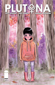 Plutona #4  I think anyone who has read comic books has wanted superpowers. Of course, in our reality there are no superheroes with powers and abilities. But, what if we did live in a world where superheroes were common, and there's always the possibility of super powers? What if it was your dream to get superpowers and you randomly came across the corpse of a fallen hero with powers? What would you do to make your dreams a reality?