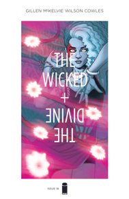 Wicked + Divine #18 An ideal jumping-on point. Persephone, live. The question is, will it be for more than one night? Don't call it a comeback, as JAMIE McKELVIE and MATT WILSON return to THE WICKED + THE DIVINE for the most rock-and roll everything-explodes arc of the hit series.
