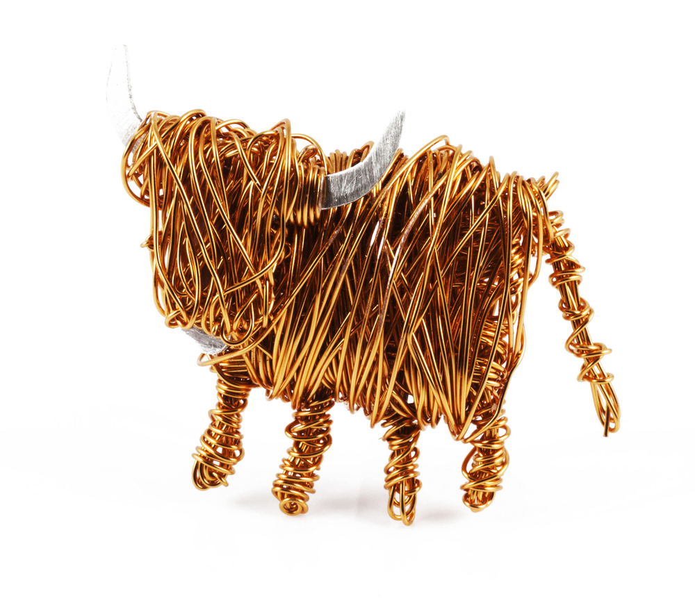 highland_cow_copper_brooch