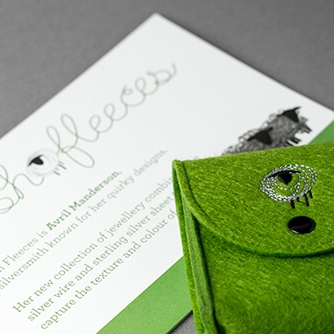 About Fresh Fleeces - Read about our sheep jewellery brand