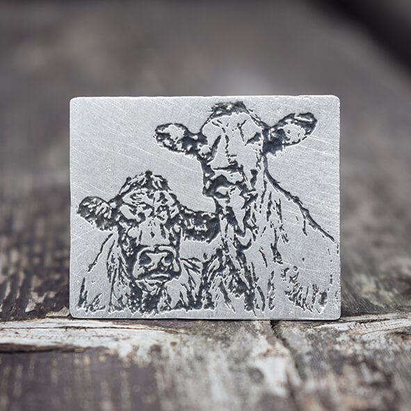 View our range of etched silver -