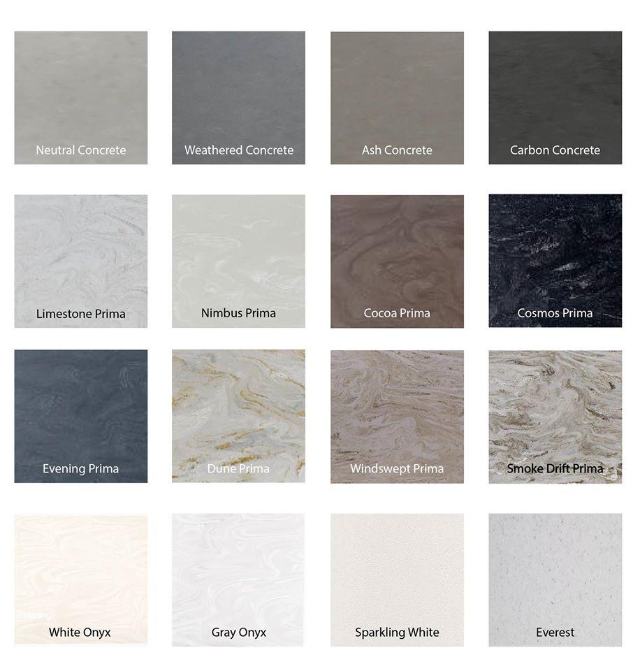 Dupont Corian Countertop Colors  Pinterest