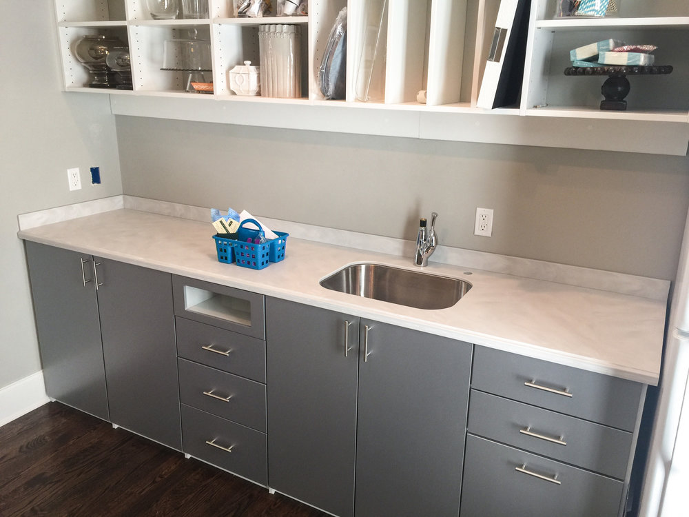 Haze Pantry Countertop