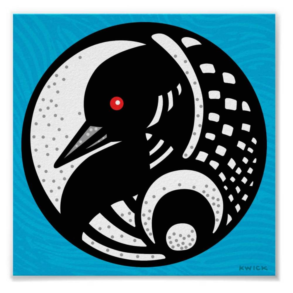 Waterbirds_Loon_Paper_8x8_A.jpg