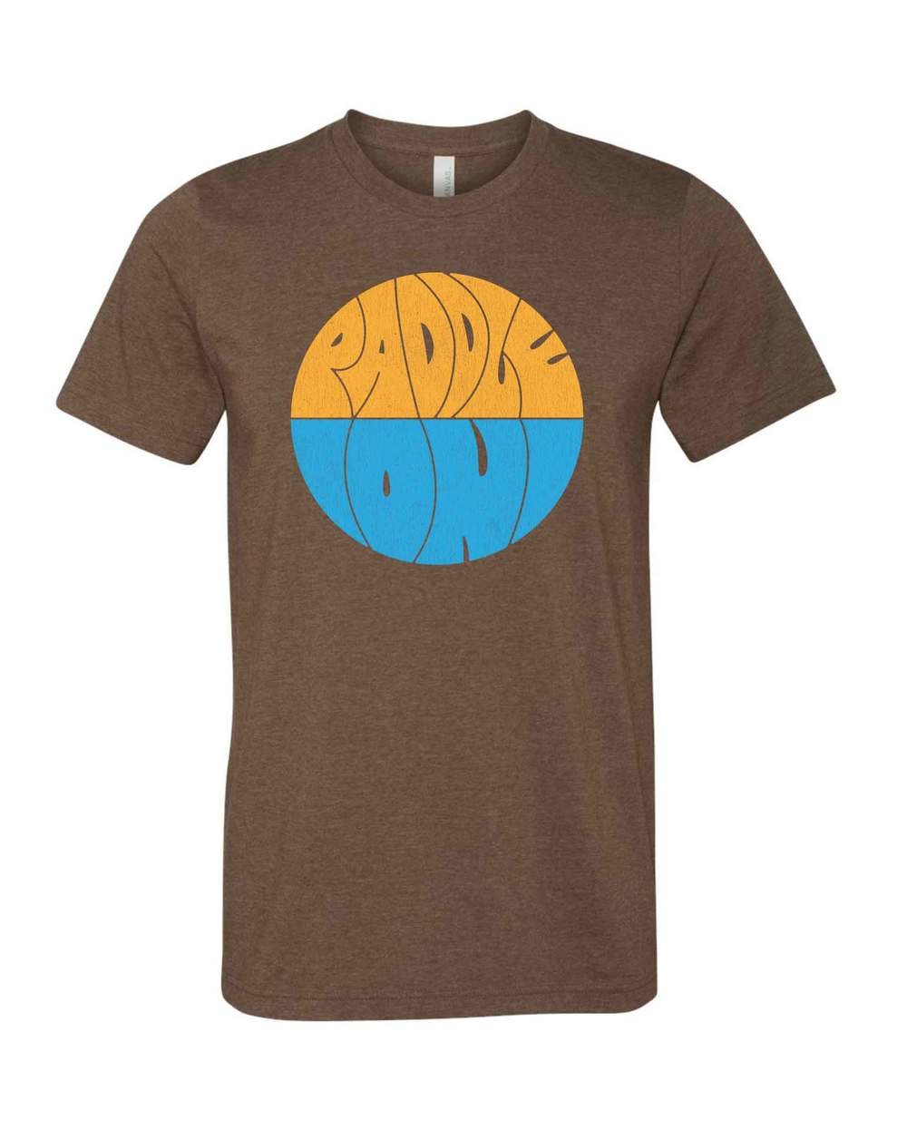LakeLuster_Tshirts_PaddleOn_Mens_3001_HeatherBrown_A.jpg