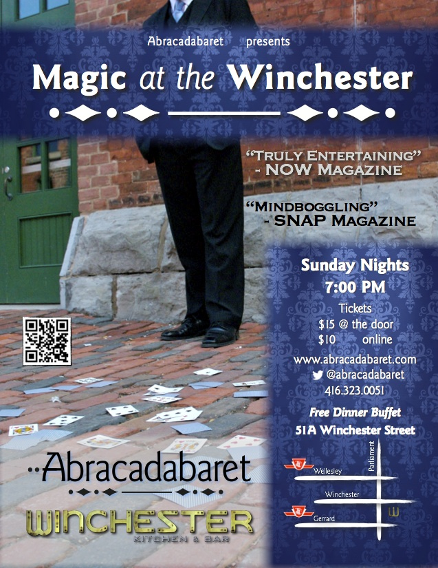 Magic at the Winchester