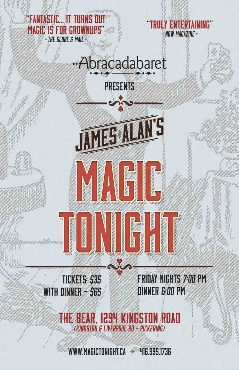 Magic Tonight Pickering Poster web